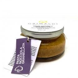 Crema Granellata di Nocciola Tonda di Giffoni-6,24€