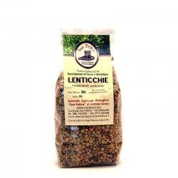 Lenticchie biologiche-4,00€
