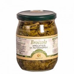 "Broccolo Aprilatico di Paternopoli in Olio EVO ""Presidio Slow Food""-11,00 €"