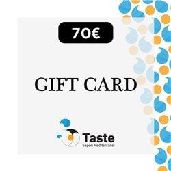 Gift Card da 70 euro