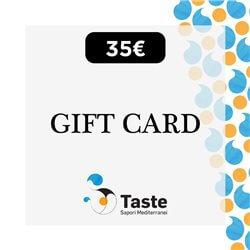 Gift Card da 35 euro