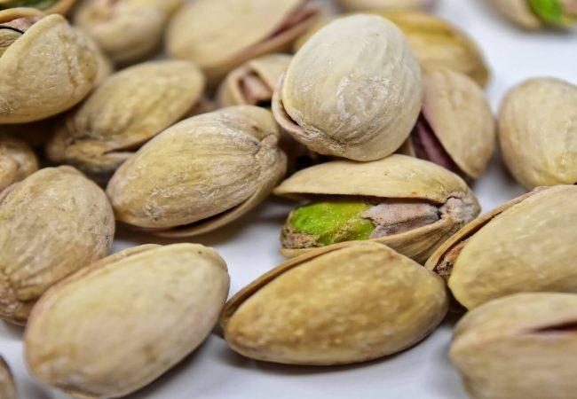 pistacchio ha molte proprietà e benefici